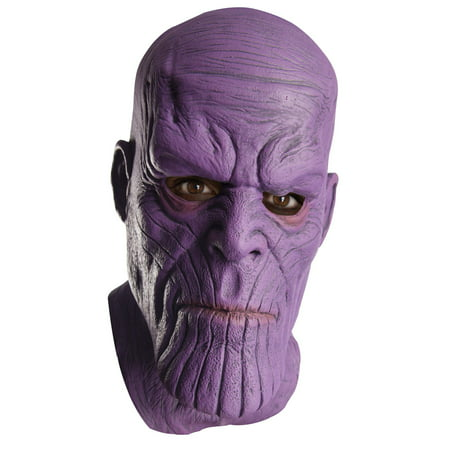 Marvel Avengers Infinity War Thanos Latex Mask for Men