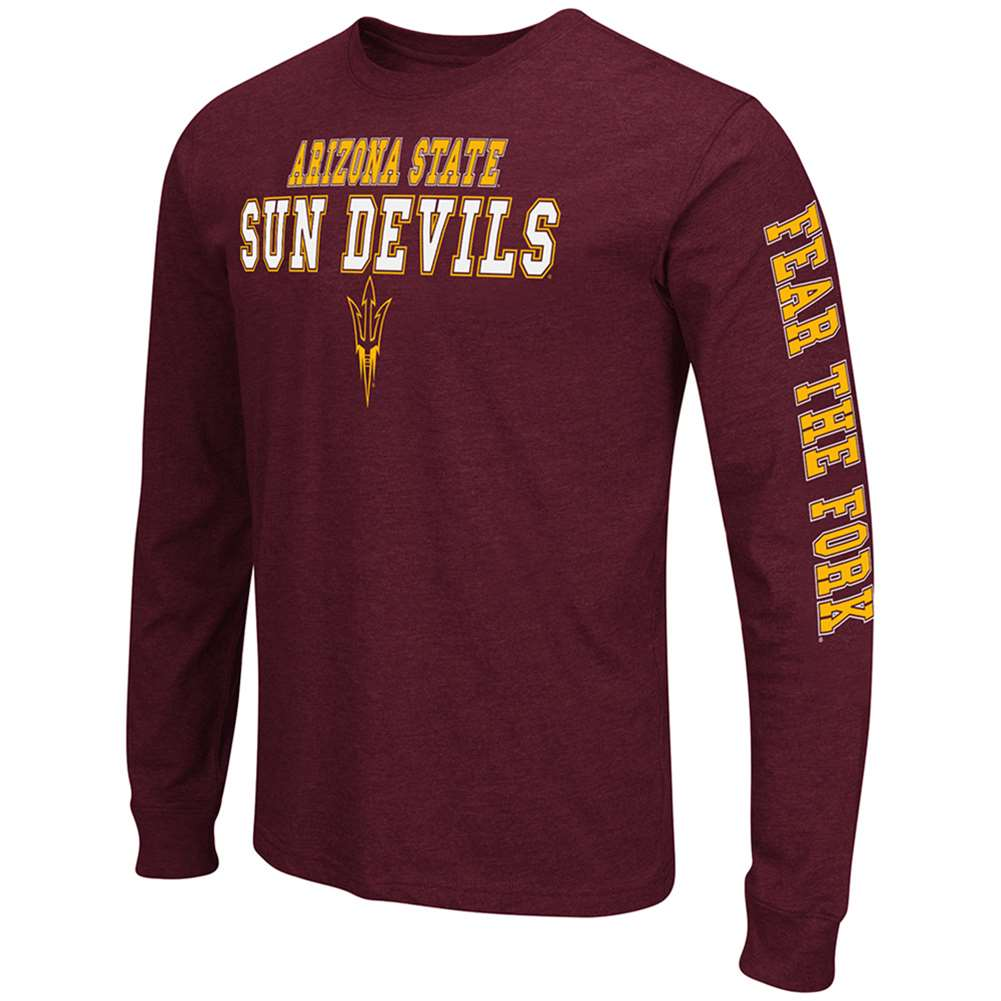 Arizona State Sun Devils Game Changer Long Sleeve T-Shirt