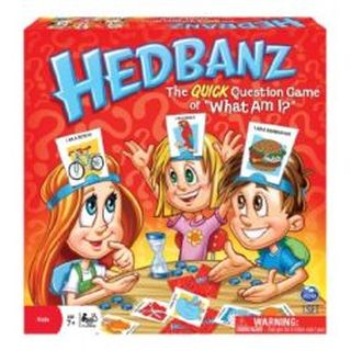 Headbanz Party Card Game