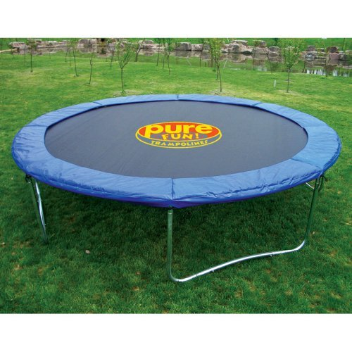 Pure Fun 12-ft. Trampoline with Optional Enclosure