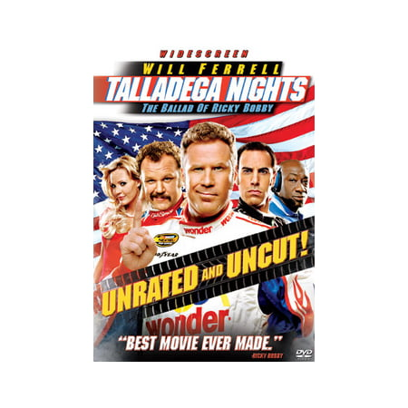 Talladega Nights: The Ballad of Ricky Bobby (DVD) - Ricky Bobby Jumpsuit