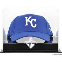 Kansas City Royals Fanatics Authentic 2015 MLB World Series Champions Acrylic Logo Display Case - No Size