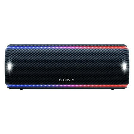 Refurbished Sony SRS-XB31 Portable Wireless Bluetooth Speaker,