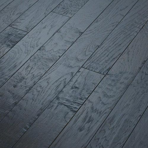 Shaw Floors Epic Pebble Hill 3-1/4'' Engineered Hickory Flooring in Stonehenge