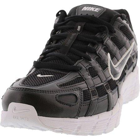 Nike Women's P-6000 Black / Anthracite White Ankle-High Sneaker - 7.5M