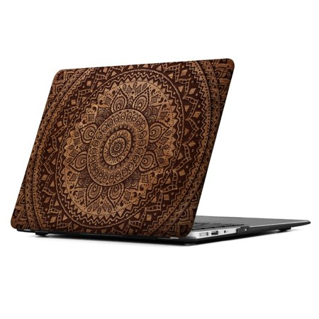 reputable site 06364 998fd Mandala Macbook Air 13 Inch Case Art Printing Matte Hard Shell ...