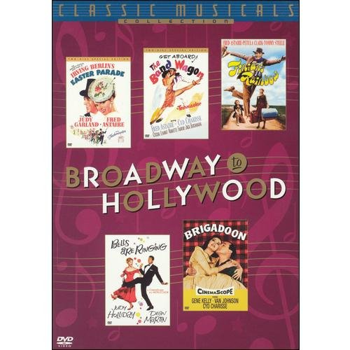 The Classic Musicals Collection: Broadway To Hollywood (Widescreen)