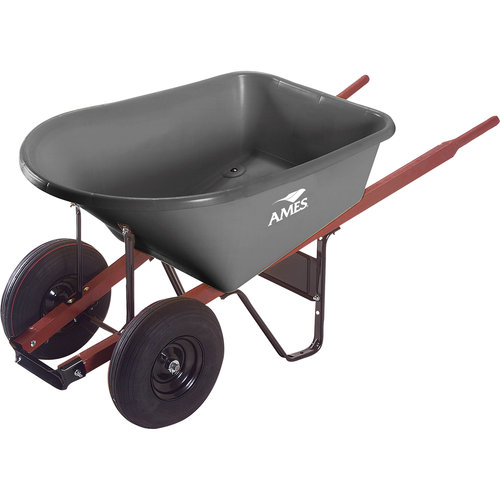 Ames 6 Cu Ft Wheelbarrow