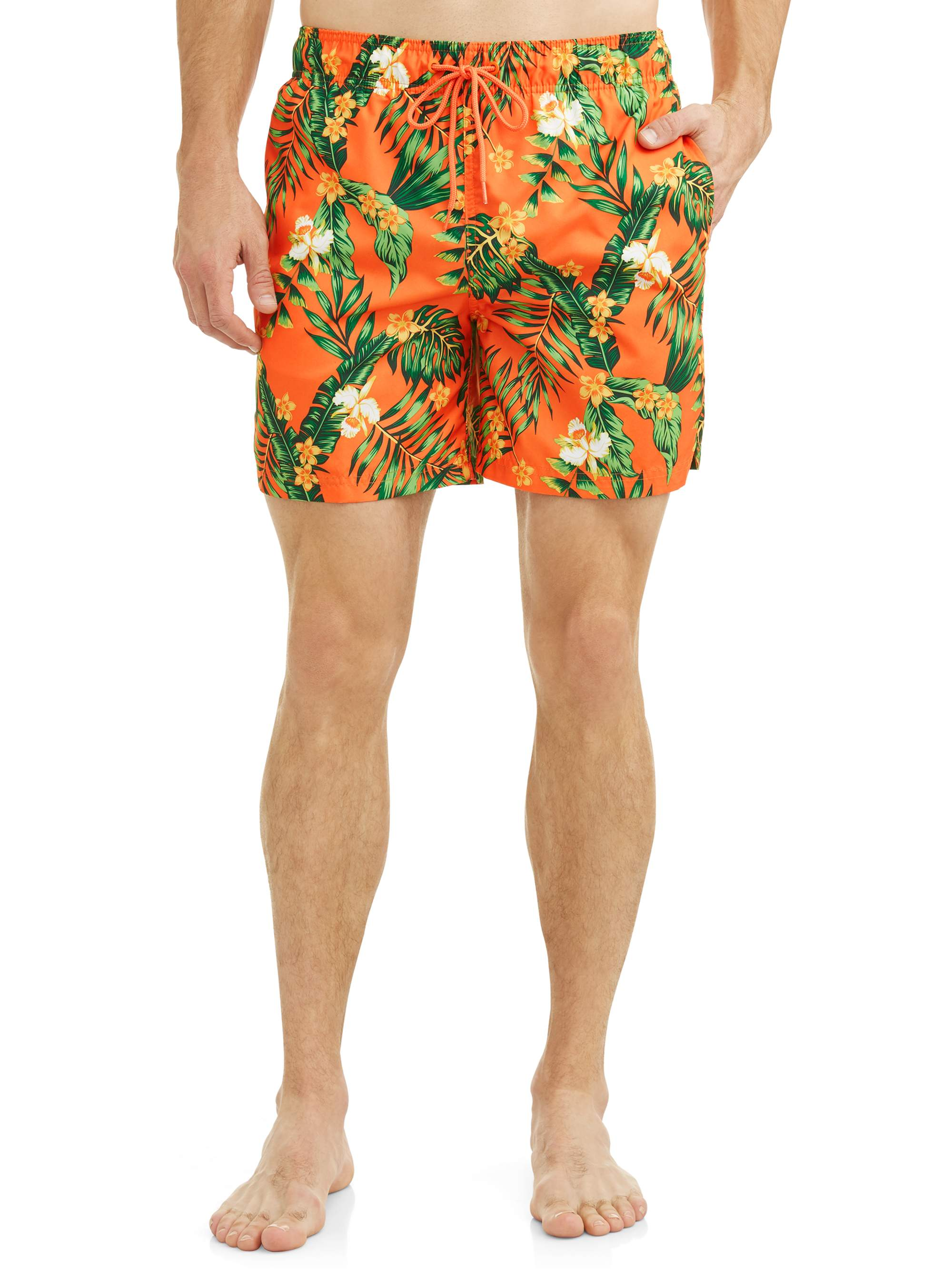 442f0e7e9258c George - George Men's Novelty Eboard Swim Short, Up to Size 5XL -  Walmart.com
