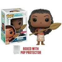 Funko Pop! Disney Moana Exclusive Vinyl Figure (Bundled with Pop BOX PROTECTOR CASE