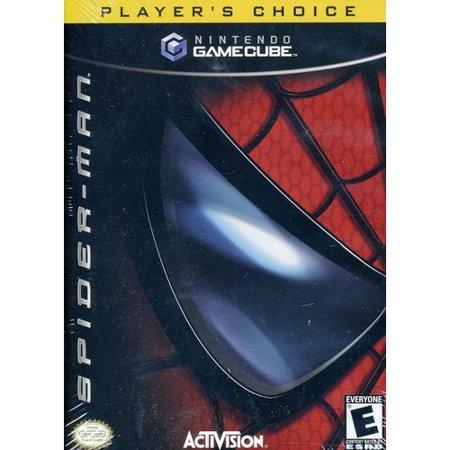 Spider-Man: The Movie GameCube