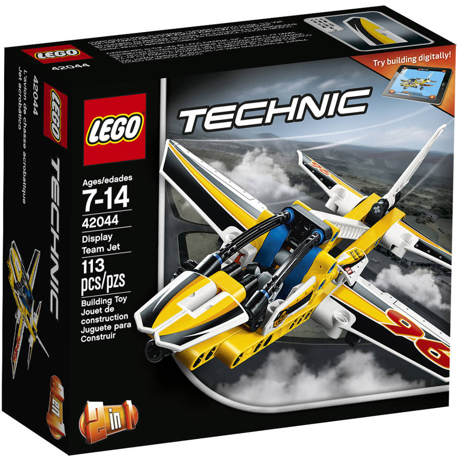 LEGO Technic Display Team Jet, 42044
