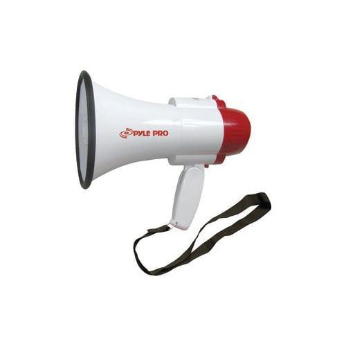 Pyle Pro PYLE PRO PMP30 Professional Megaphone Bullhorn with Siren PYLPMP30