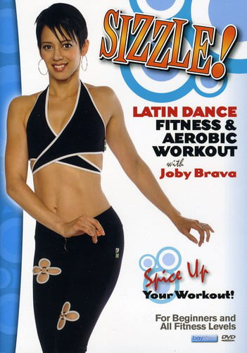 Sizzle! Latin Dance Fitness and Aerobic Workout by Bayview