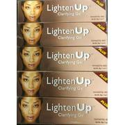 Lighten Up PLUS Skin Clarifying Gel Tubes 30g (Pack of 5)