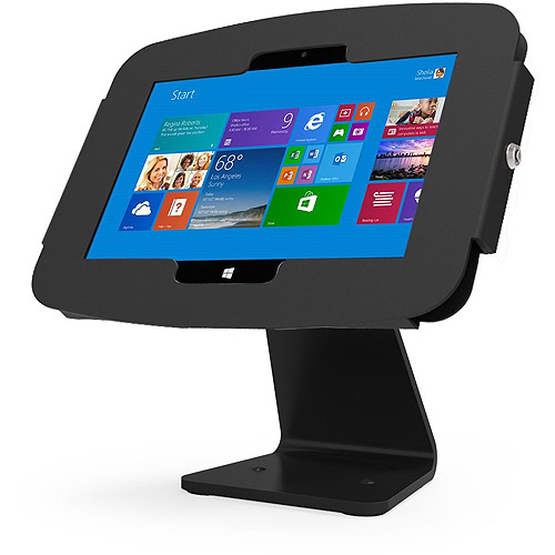 Compulocks Surface Pro Space Kiosk 360, Black
