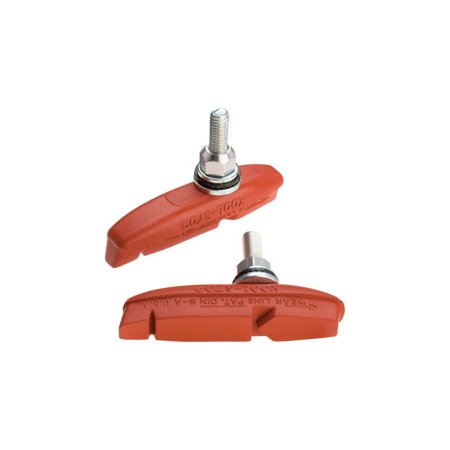 Eagle Post (Kool Stop Eagle Claw 2 Bicycle Brake Pads Threaded Post Salmon Mountain Touring)