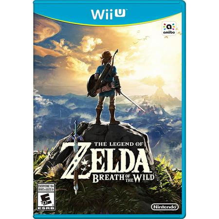 The Legend of Zelda™: Breath of the Wild, Nintendo, WIIU, [Digital Download],