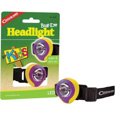 Coghlans 159184 Headlight For Kids, Pack of - Kids Headlamp