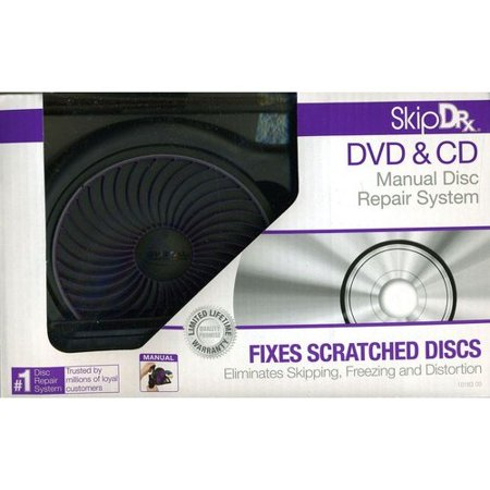 Digital Innovations Skip Dr  Classic Disc Repair System