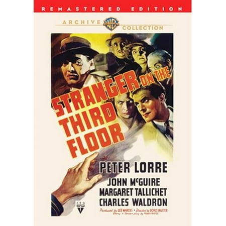 Stranger On The Third Floor (DVD)](Jack Sparrow On Stranger Tides)