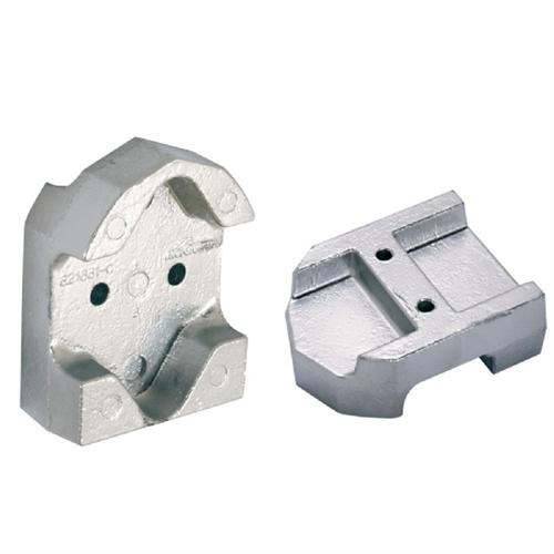 Tecnoseal Gimbal Block Anode - Magnesium - Merc Alpha One 00806BISMG