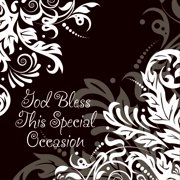 """Napkin-Special Occasion: Bless This Special Occasion (6.5"""" X 6.5"""")-1 Package Containing 20 Napkins"""