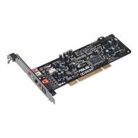 XONAR DG AMP 5.1 PCI SOUND CARD GX 2.5 GAMING DOLBY HEADPHONE