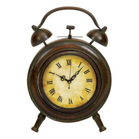 Multi Color Clock - Decmode Metal Clock, Multi Color