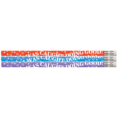 I Was Caught Doing Good! Pencils (box of 12)