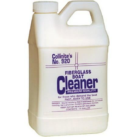 FIBERGLASS BOAT CLEANER