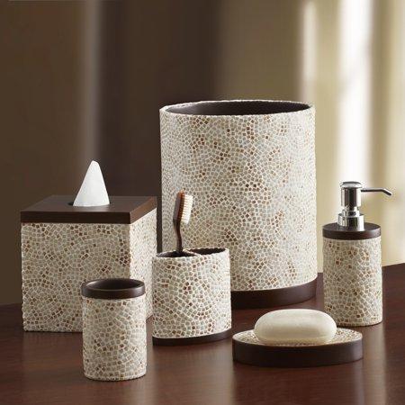 Croscill Mini Mosaic Bathroom Collection