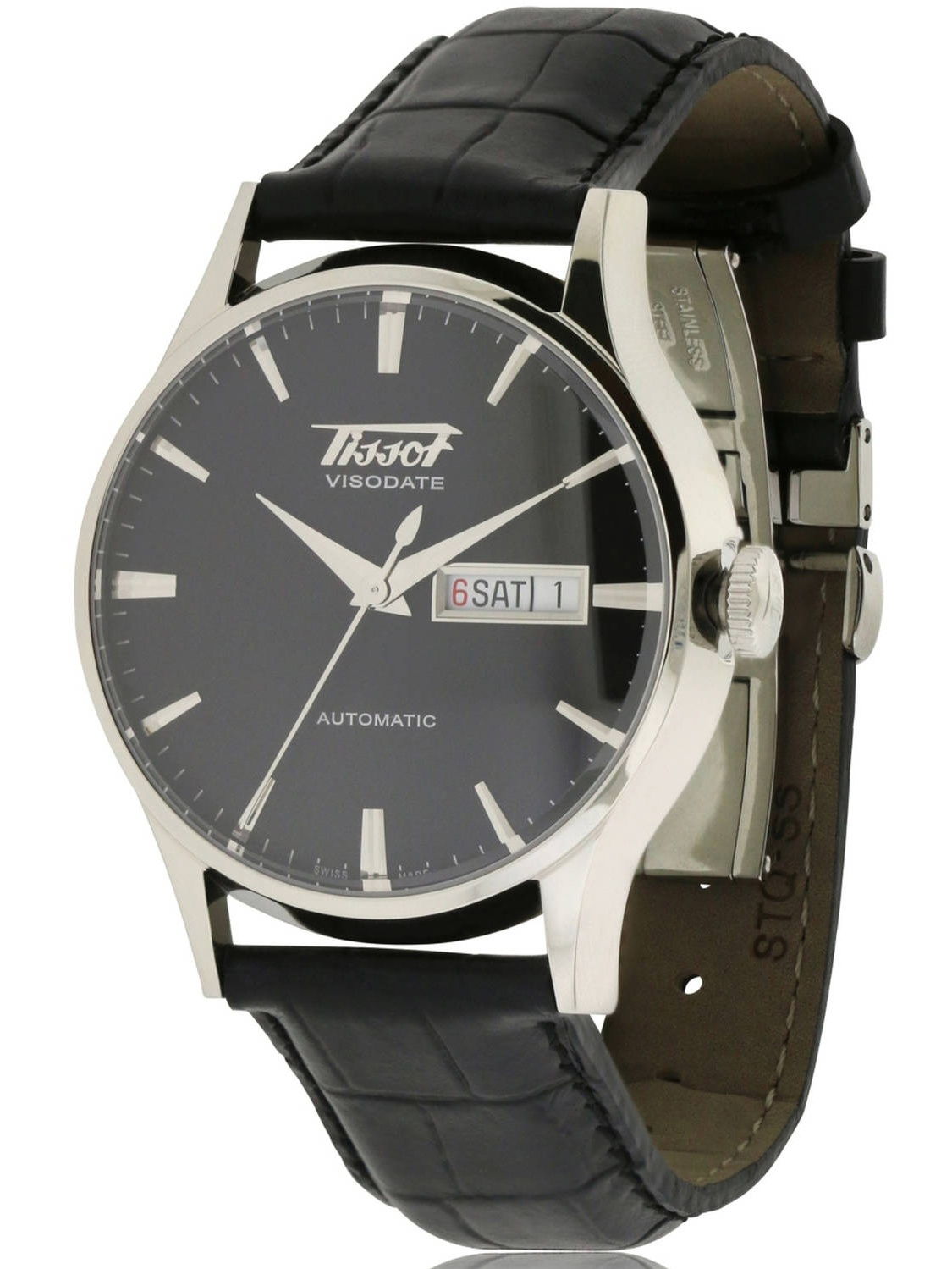 Heritage Visodate Mens Watch T0194301605101