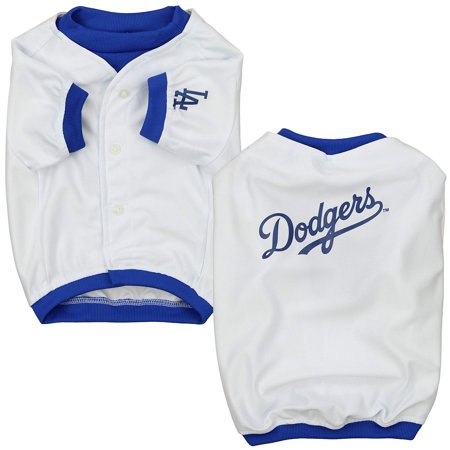 Los Angeles Dodgers Alternate Style Dog Jersey - XX-Small