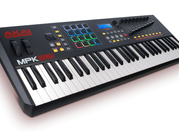 Akai MPK261 61-Key Performance Keyboard Controller by Akai Professional, LP