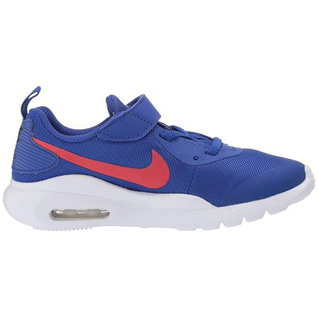 Nike Kids Air Max Oketo (Little Kid) Hyper Blue/Track Red/Black/Bright Cactus