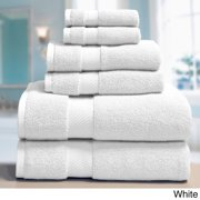 100-percent Combed Cotton 6-piece Towel Set