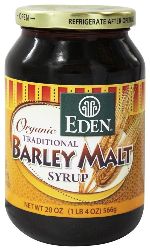 Eden Foods Organic Barley Malt Syrup, 20 Oz by Eden Foods