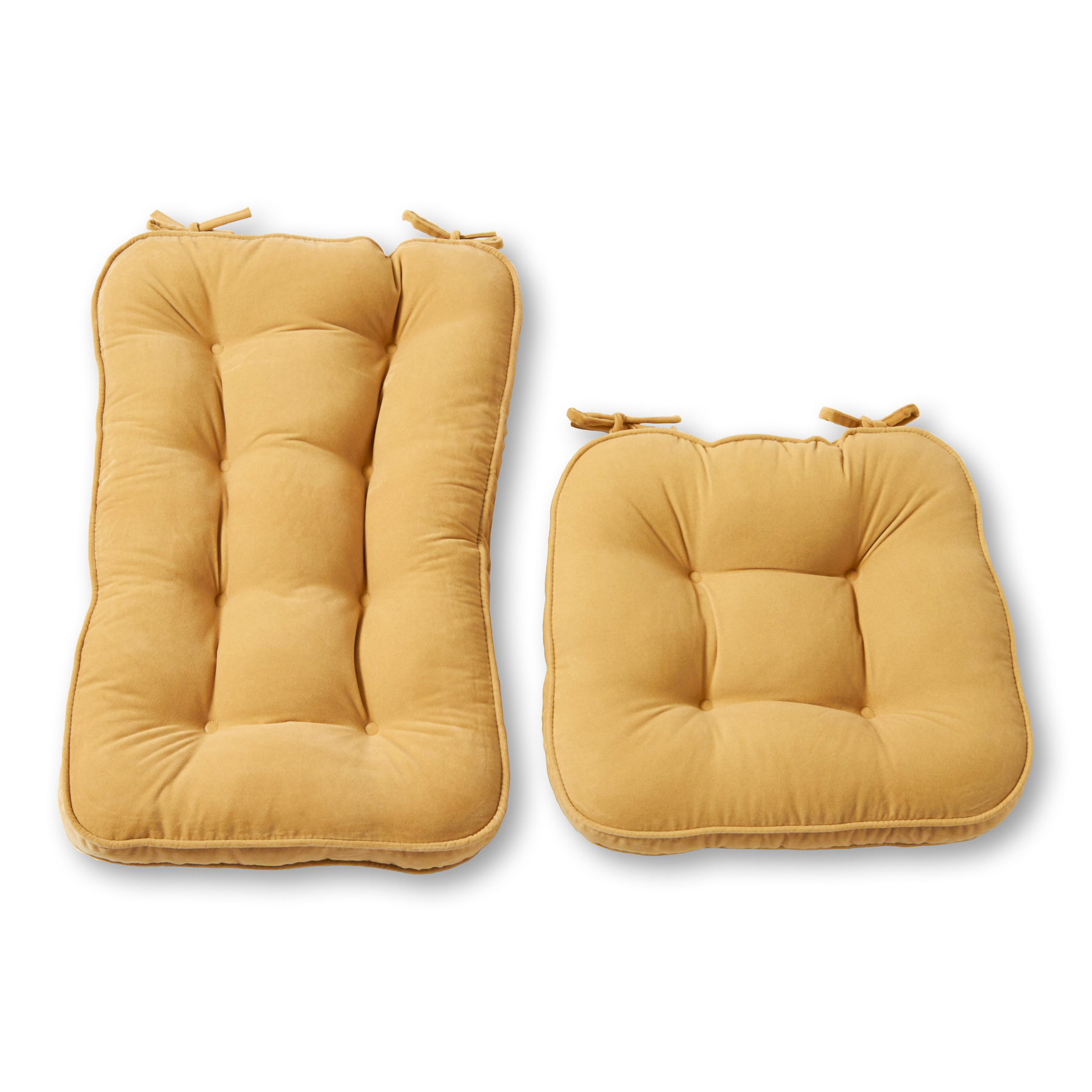 Greendale Home Fashions Hyatt Jumbo 2-Piece Rocking Chair Cushion Set