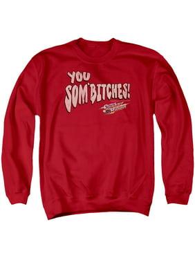 75bb79971 Product Image Smokey & The Bandit Action Comedy Movie Sombitch Adult  Crewneck Sweatshirt