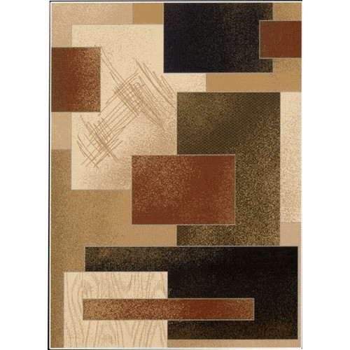 United Weavers of America China Garden Contemporary Berber Area Rug