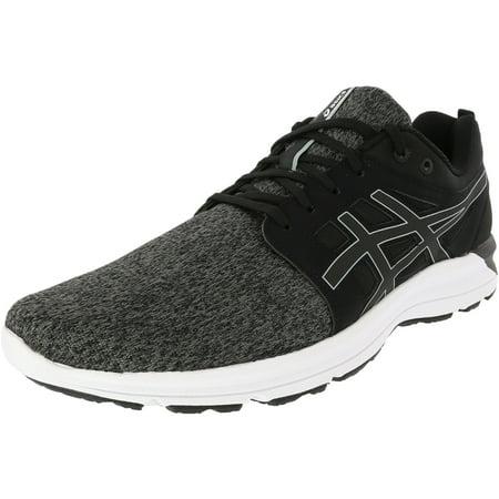 ASICS Gel-Torrance Running Shoe - 11.5M - Black / Stone Grey (David Stone Shoes)