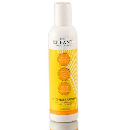 Bioken Enfanti Natural Remedy Frizz Free Shampoo - Size : 8 (Frizz Remedy)