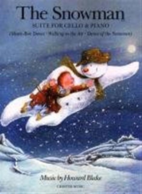 Howard Blake The Snowman Suite Cello And Piano (Cello & Piano) (Paperback) by