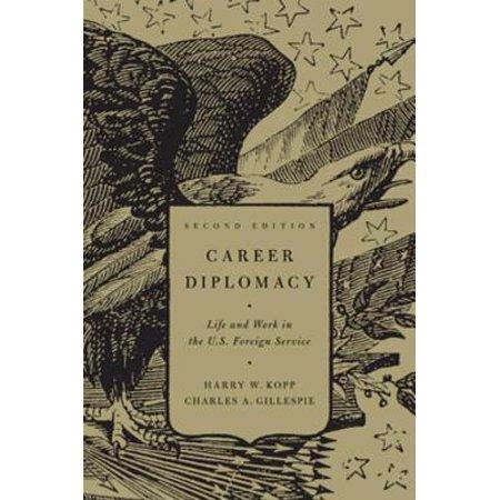 Career Diplomacy - eBook