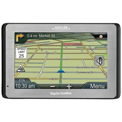"Magellan Roadmate 5175T-LM 5"" Touch Portable Car GPS Navi..."