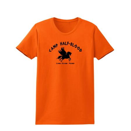 Camp Half Blood Ladies T-Shirt - (Ladies Cord Camp Shirt)