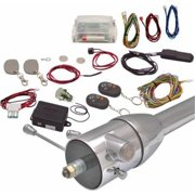 AutoLoc Power Accessories AUTHFS2501W White One Touch Engine Start Kit with Column Insert and Remote