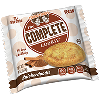 Lenny & Larry's? The Complete Cookie? - Snickerdoodle