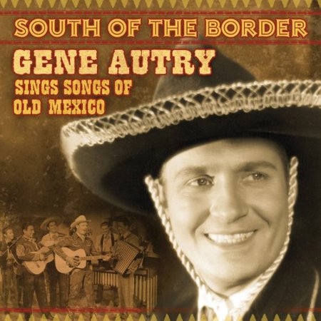 South of the Border: Songs of Old Mexico (CD)](Old School Halloween Songs)